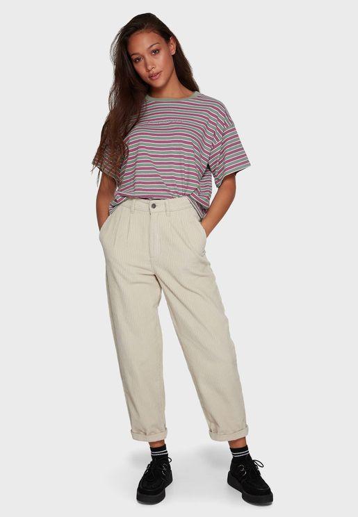 Plushed Pants