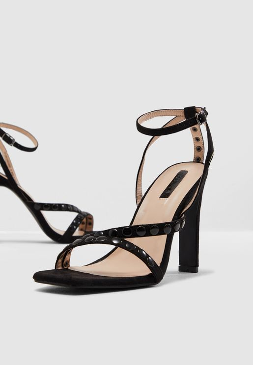Wide Fit Tabby Strappy Sandal