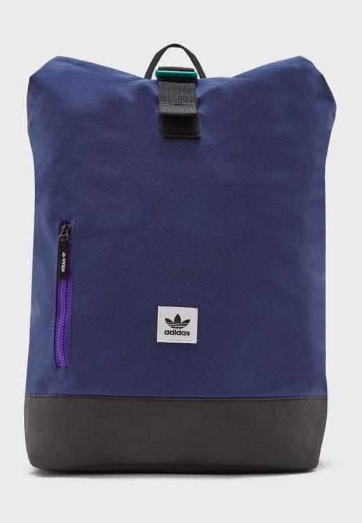 Premium Essentials Rolltop Backpack