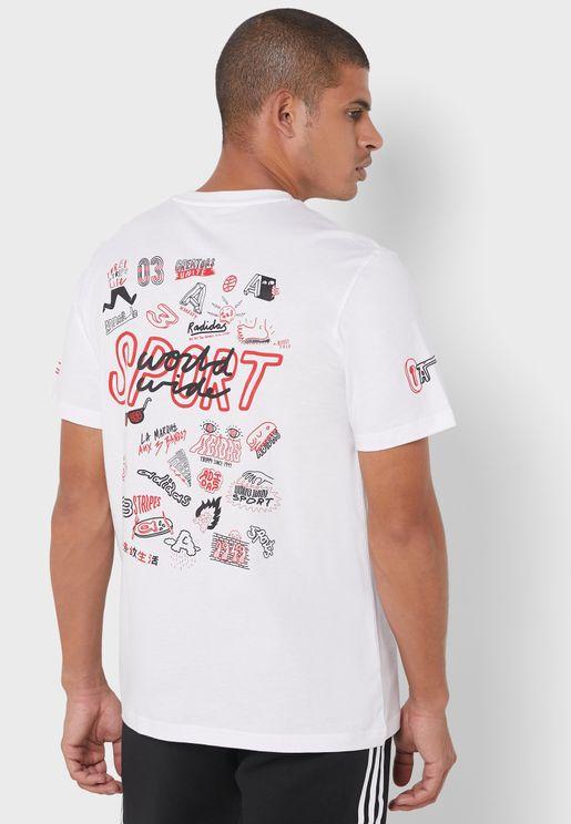 Doodle 360 T-Shirt