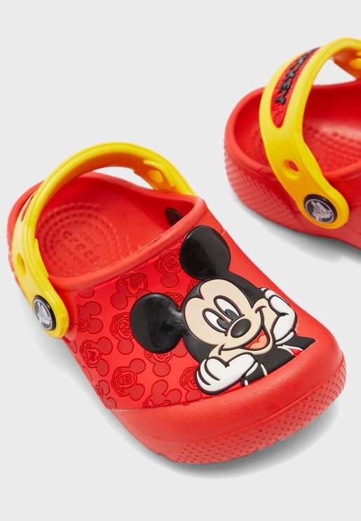 Kids Mickey Sandal