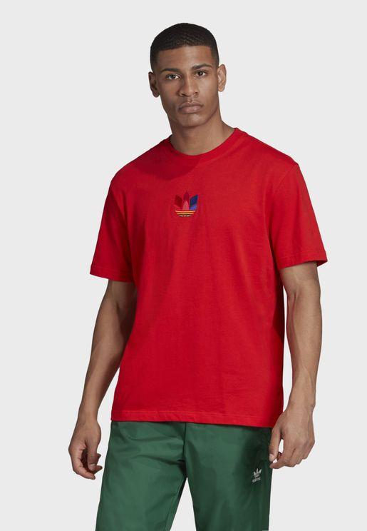 adicolor 3D Trefoil T-Shirt