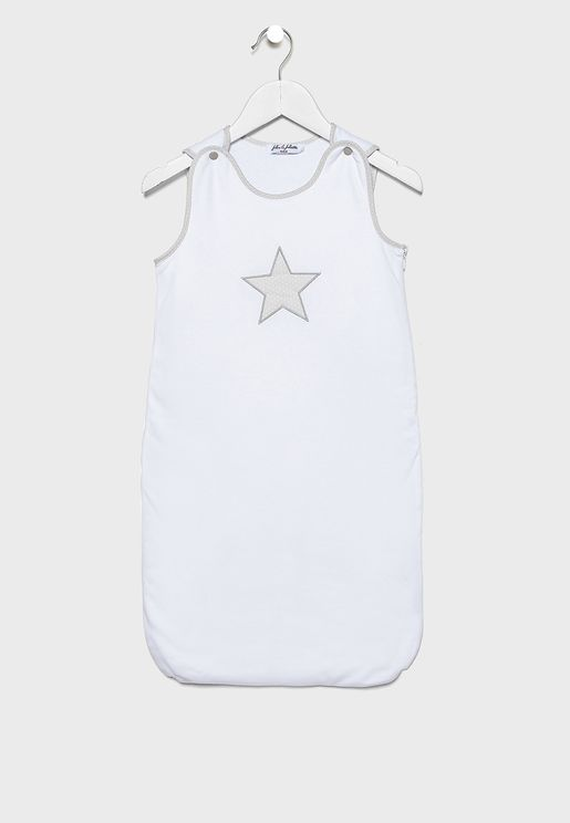 Infant Star Embroidered Bodysuit