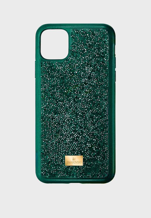 Glam Rock Emerald iPhone 11 Pro Max Case