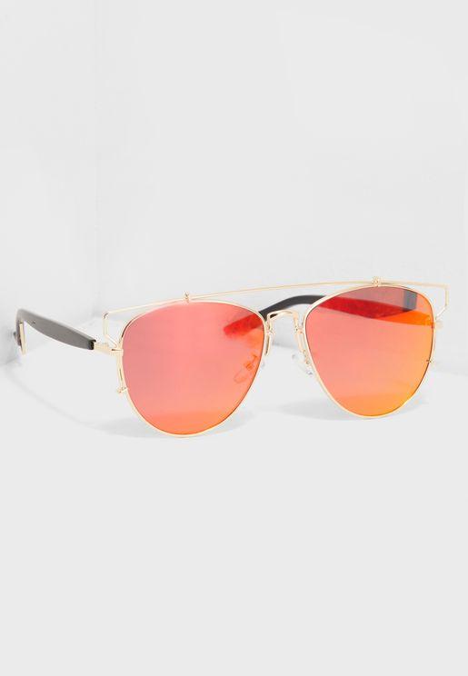 Crossbar Sunglasses
