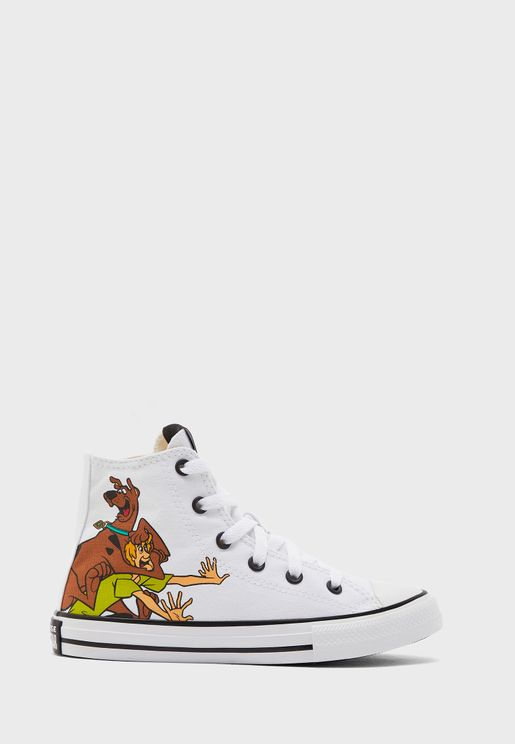Kids Scooby Doo Chuck Taylor All Star