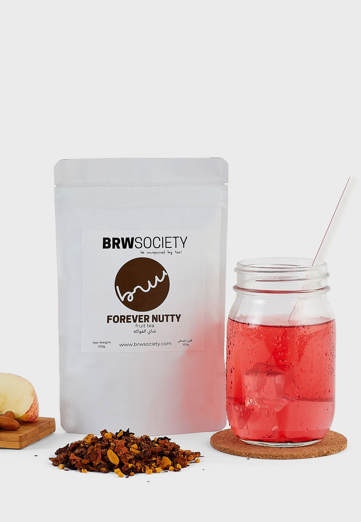 Fruit Tea Blend - Forever Nutty