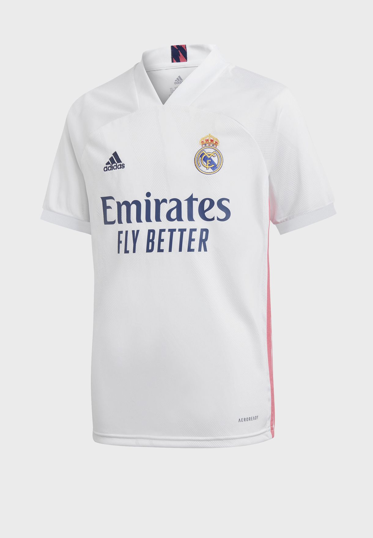 Youth Real Madrid Home Jersey