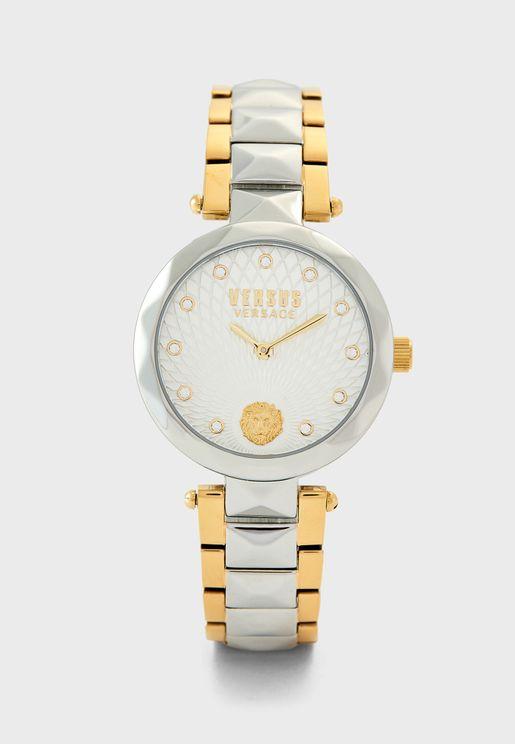 Covent Garden Crystal Bracelet Watch