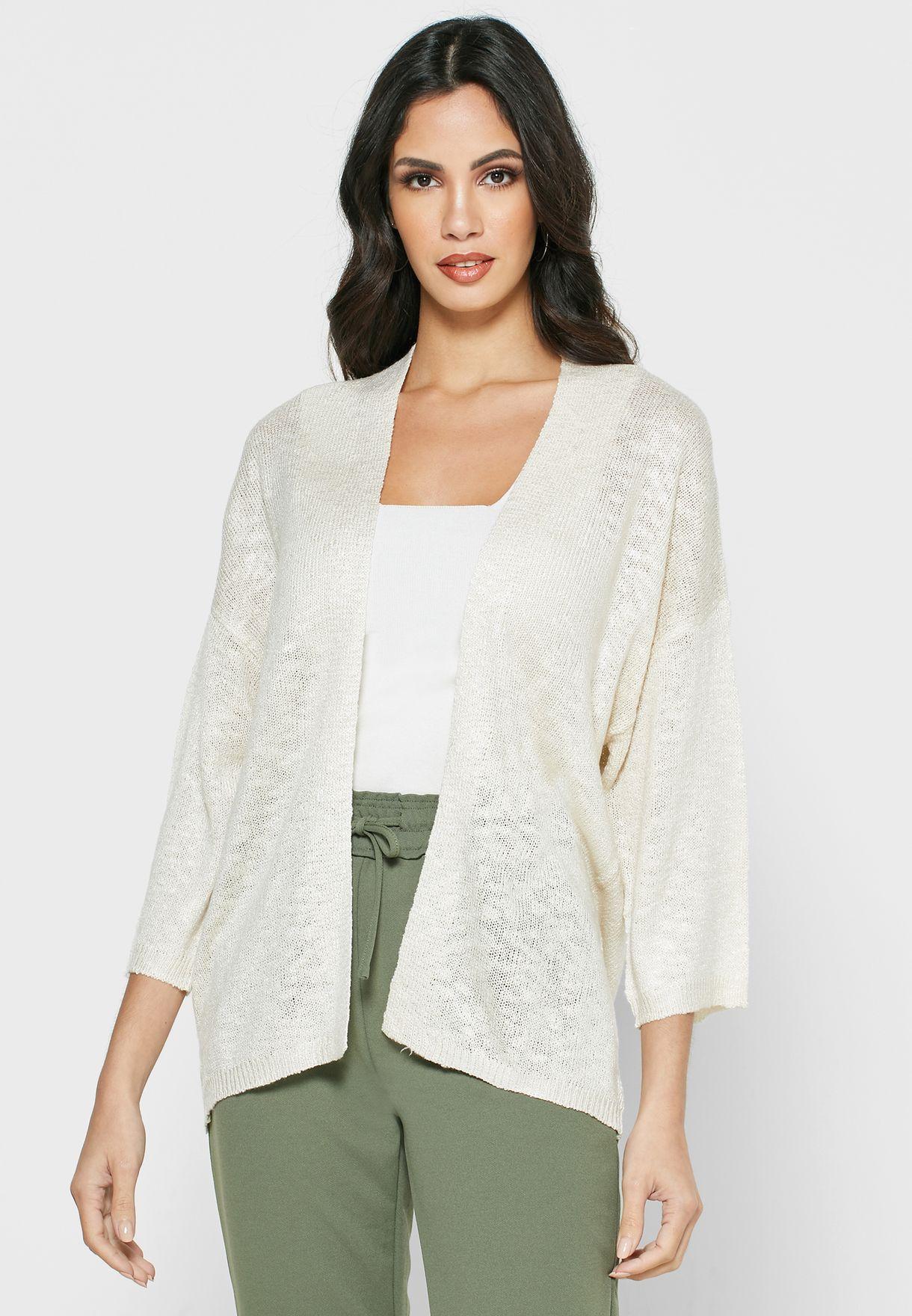 Wide Sleeve Sweater