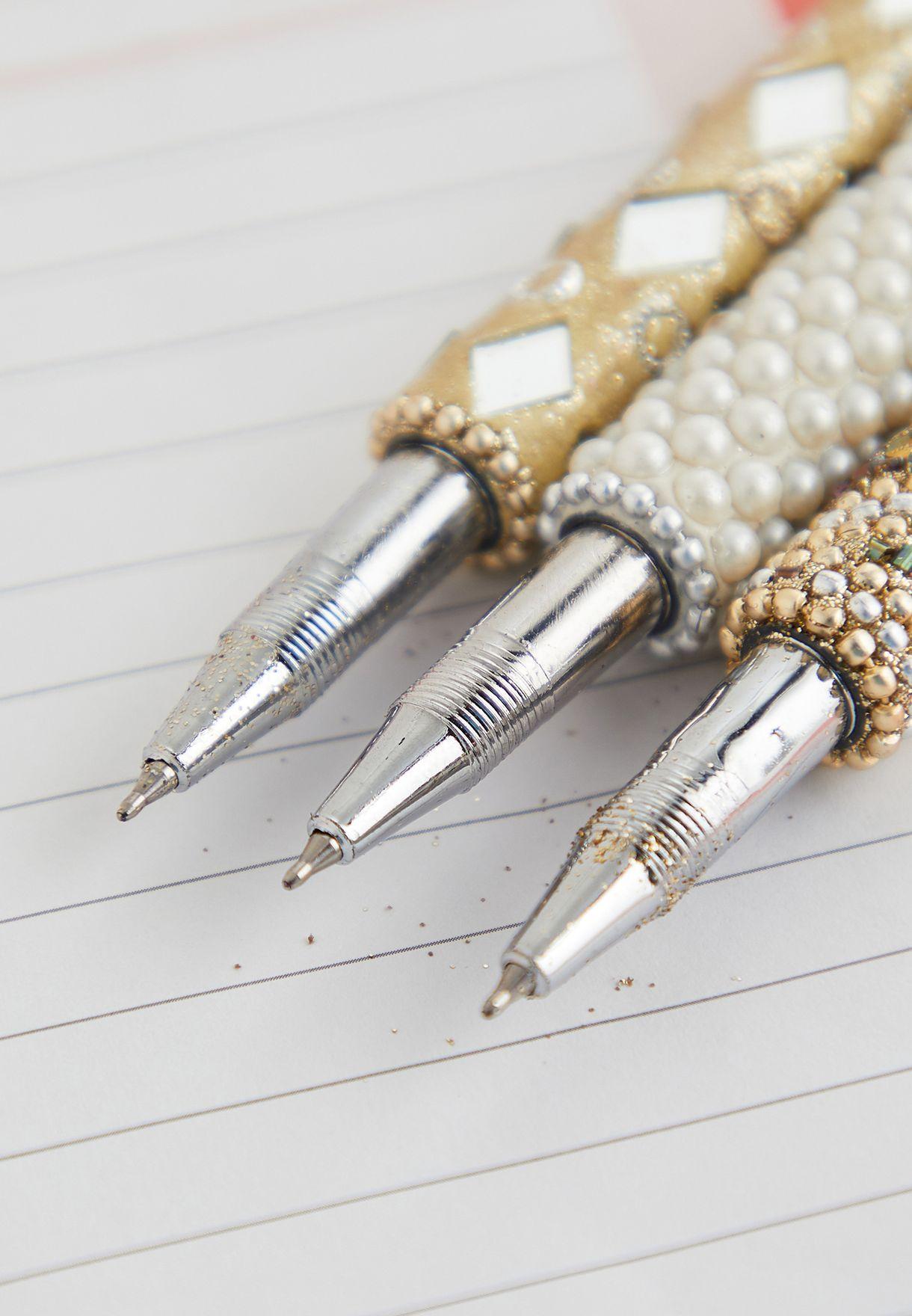 3 Pack Pen Set