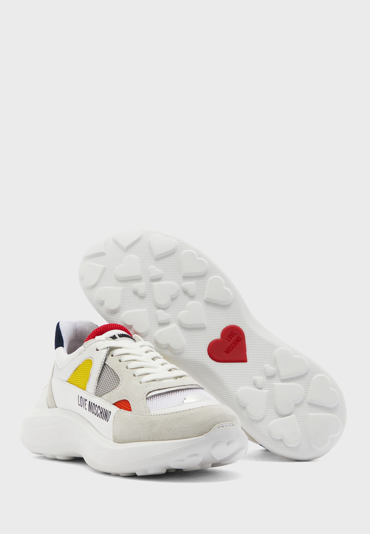Colorblock Sneaker - Fantasy Color
