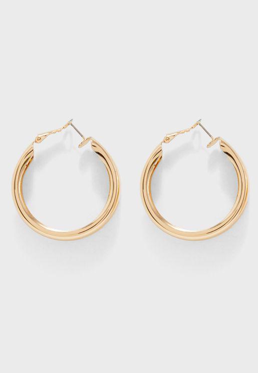 Jytta Hoop Earrings