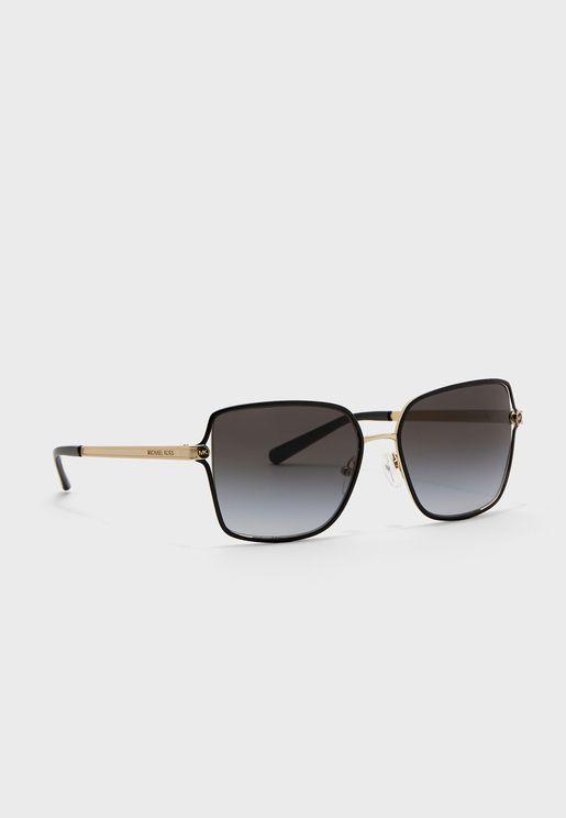 0Mk1087 Oversized Sunglasses
