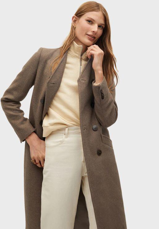 معطف من مجموعة كوميتيد