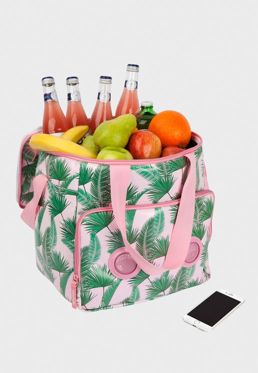 Cooler Bag with Wireless Speaker