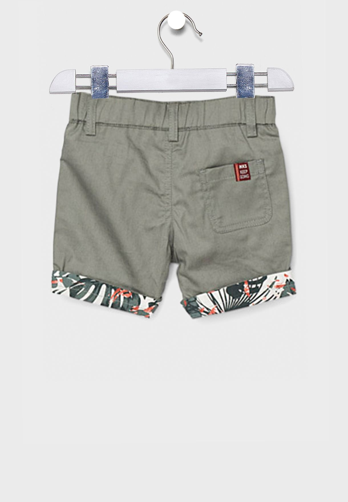 Kids Reversible Shorts