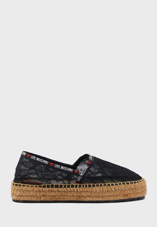 Wide Fit Espadrille