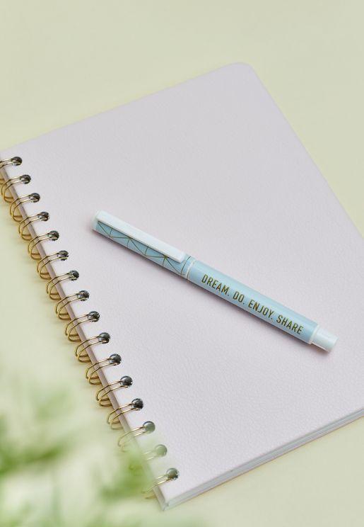 قلم حبر جل