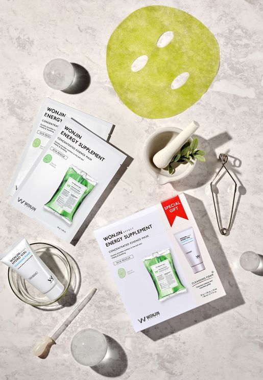 Medi Energy Infusion Concentrated Ampoule Mask