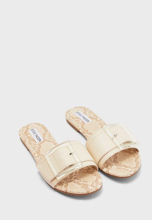 Llola Mid Heel Sandal