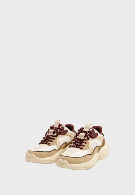 Irene Sneaker - Blanco