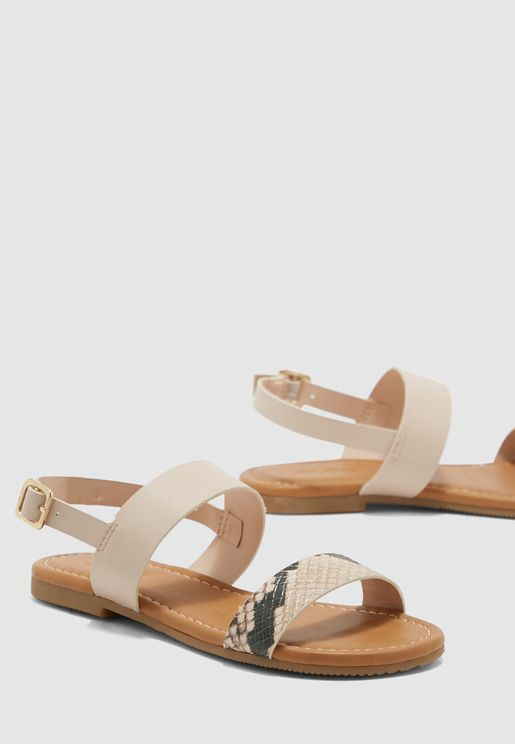 Youth Vorfilia Sandal