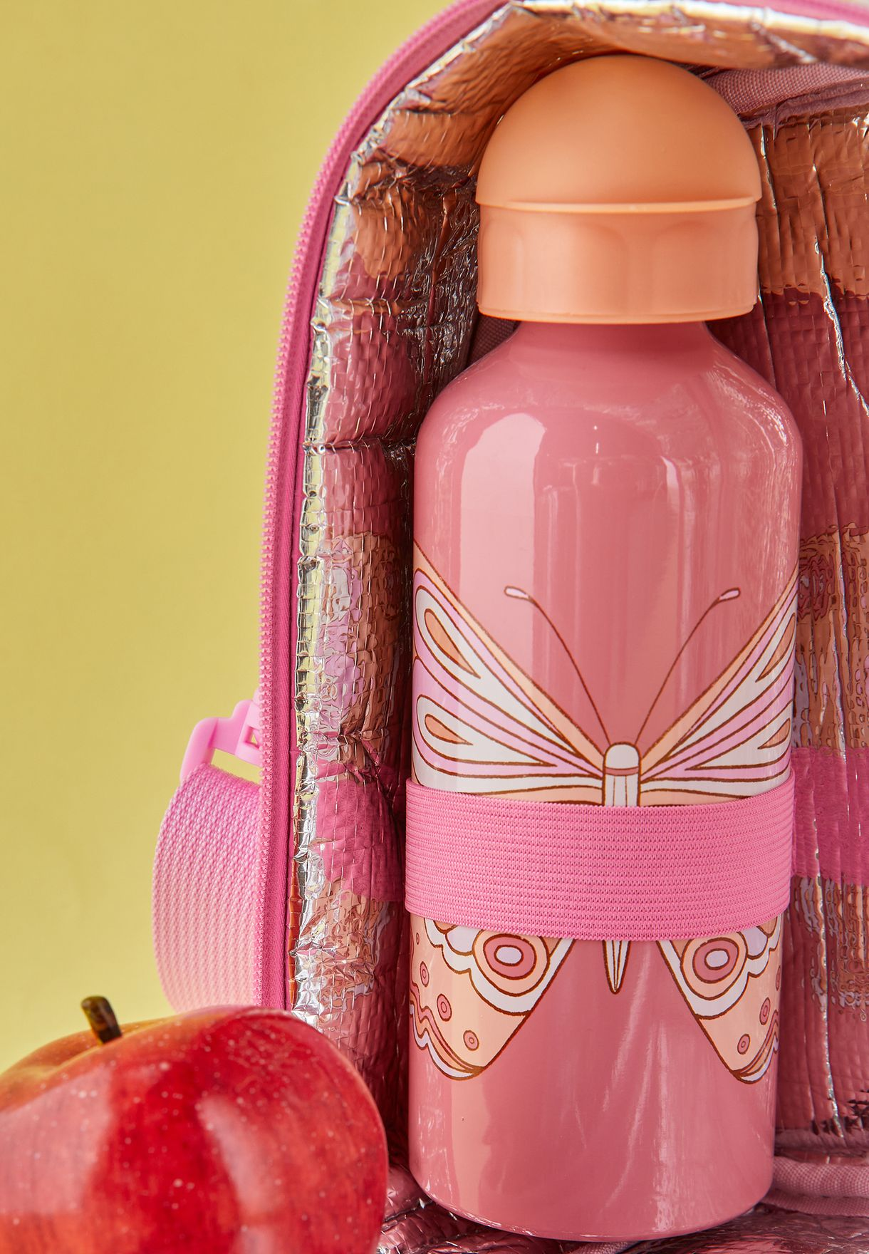 Butterfly Drink Bottle - 600 ml