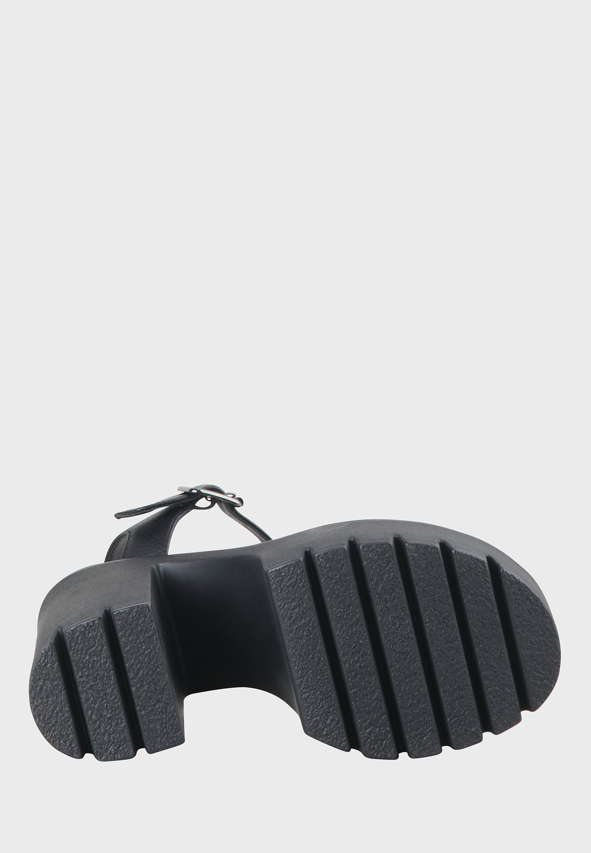 Jalila Ankle Strap Platform Sandal