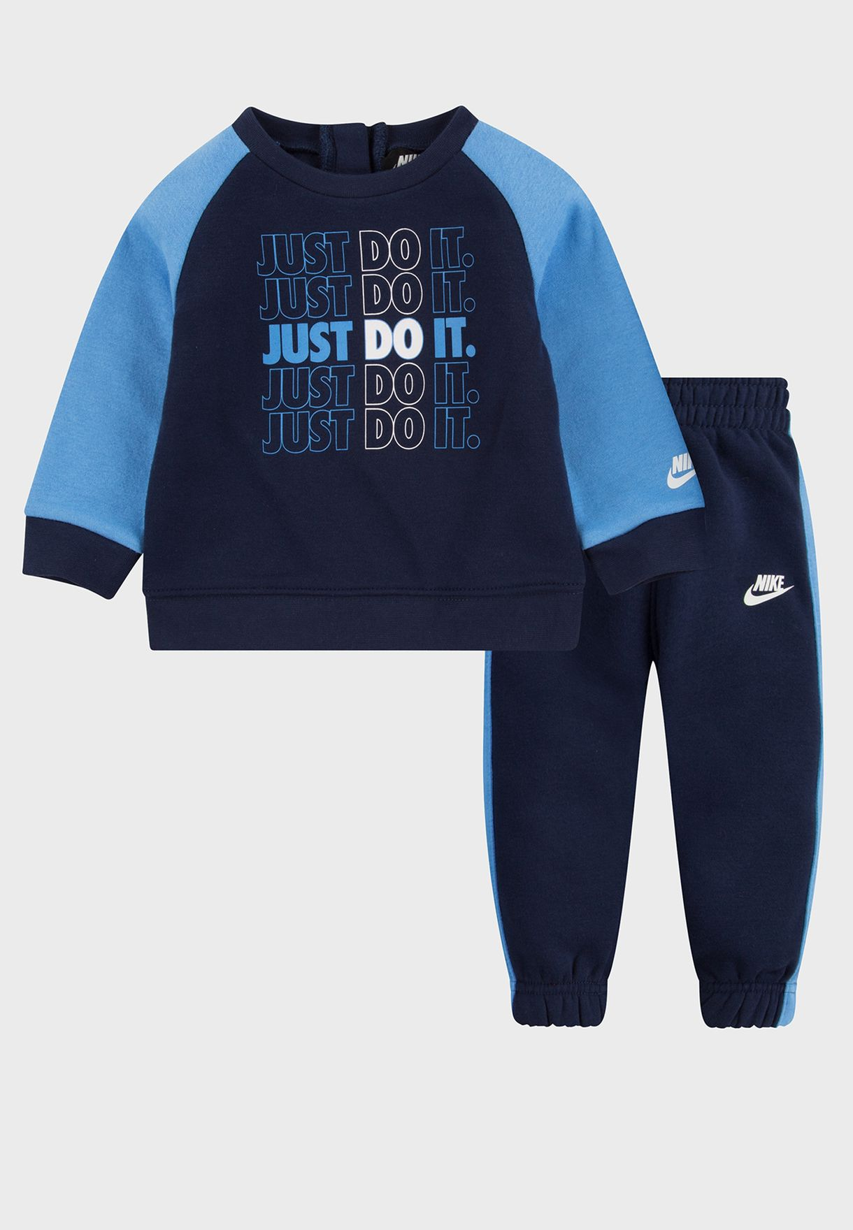 Infant Just Do It Colour Blocked Set
