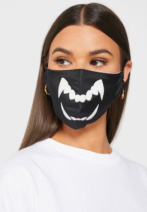 Elastic Ear Loops Face Mask