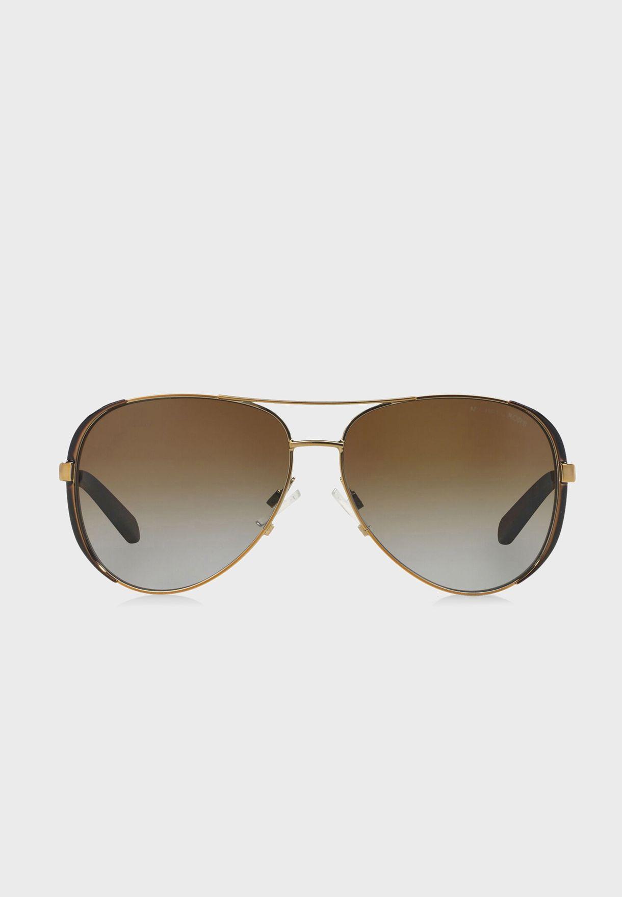 0MK5004 Aviator Sunglasses