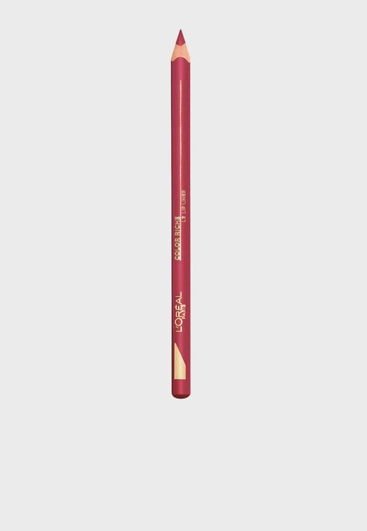 Color Riche Lipliner 374 Intense Plum