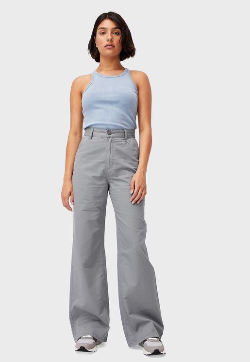 Parker Long Straight Pant