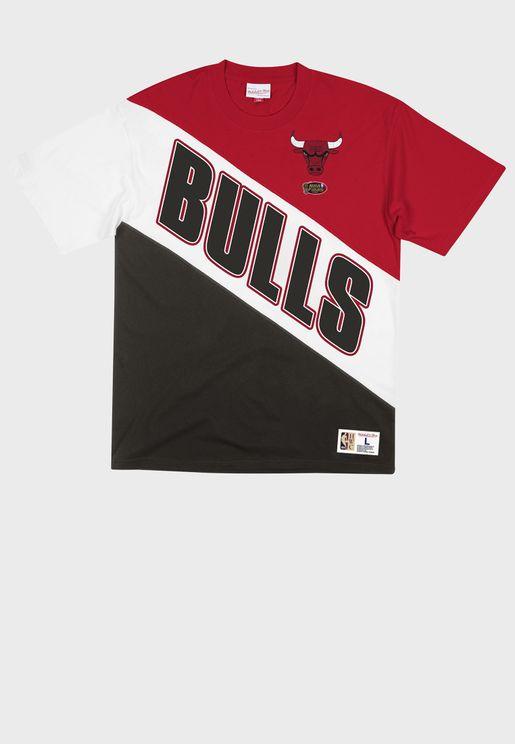 Chicago Bulls Play By Play T-Shirt