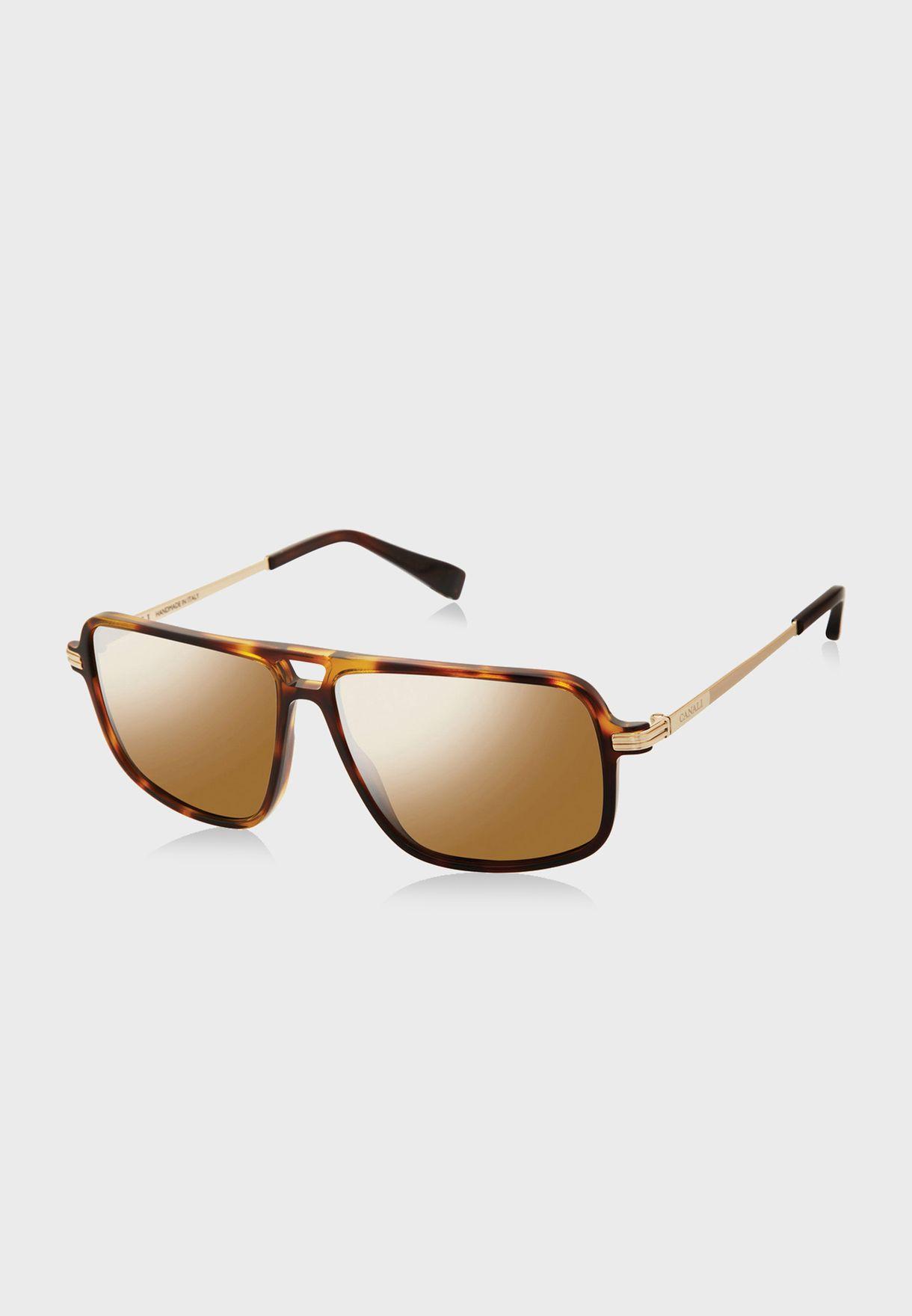 L CO20301 Square Sunglasses
