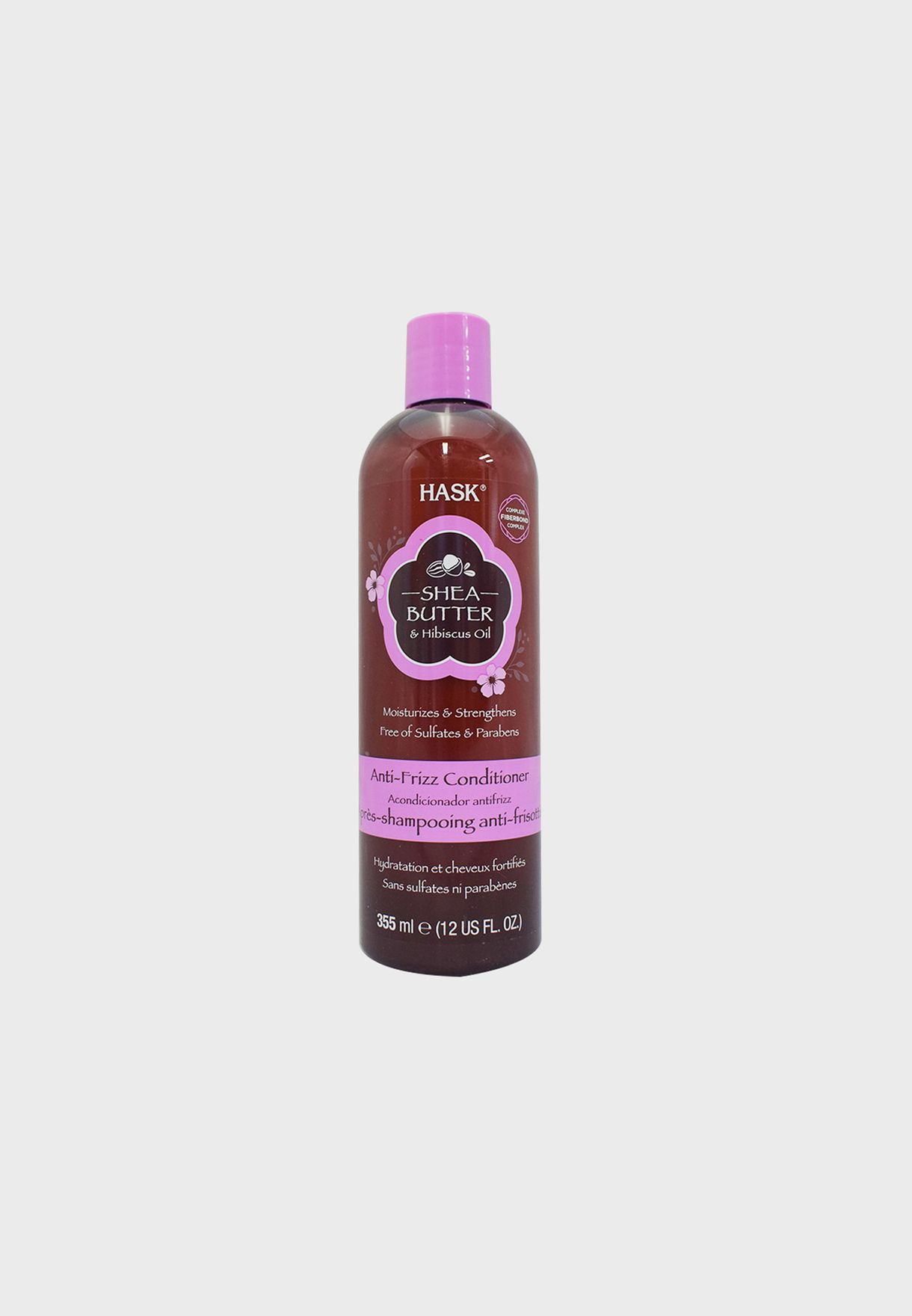 Shea Butter & Hibiscus Oil Conditioner 355ml