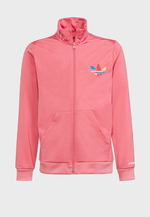 Youth Adicolor Track Jacket