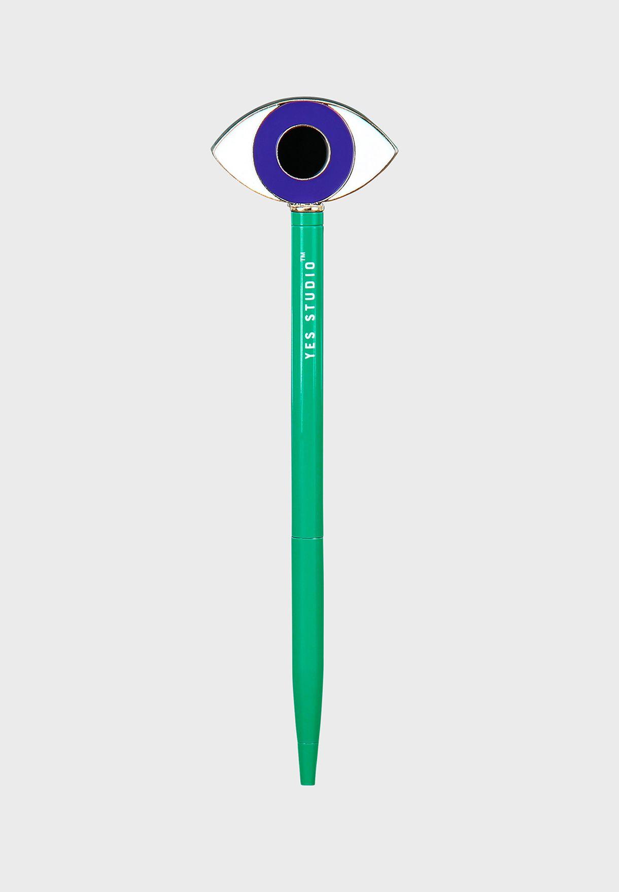 قلم حبر بعين الحسد