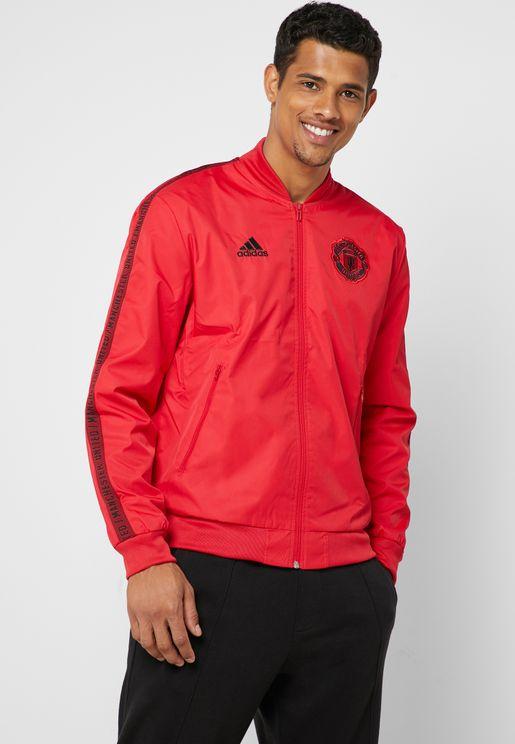 7eef2ce07310eb Manchester United Anthem Jacket