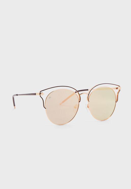 Heartbreaker Polarized Cat-Eye Sunglasses