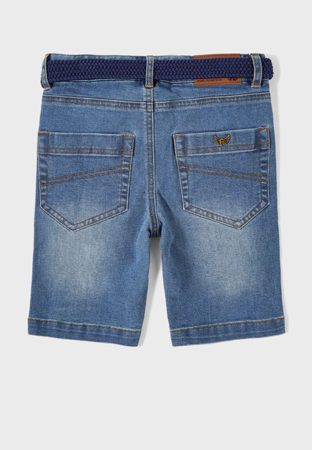 Kids Mac Shorts