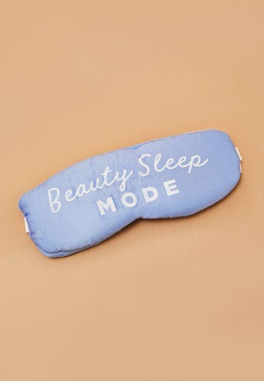 Beauty Sleep Mode Total Block Out Eye Mask