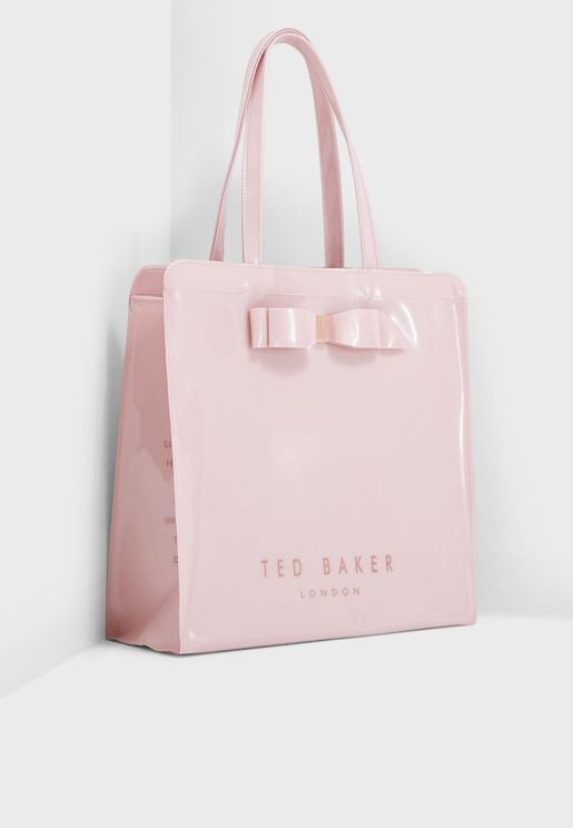 89db58edecde Almacon Bow Detail Large Icon Shopper. PREMIUM. Ted Baker. Almacon ...