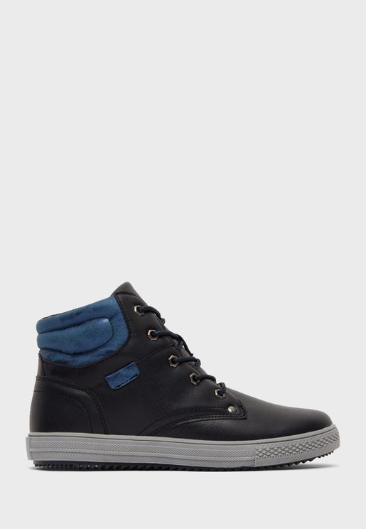 Youth High Top Sneaker