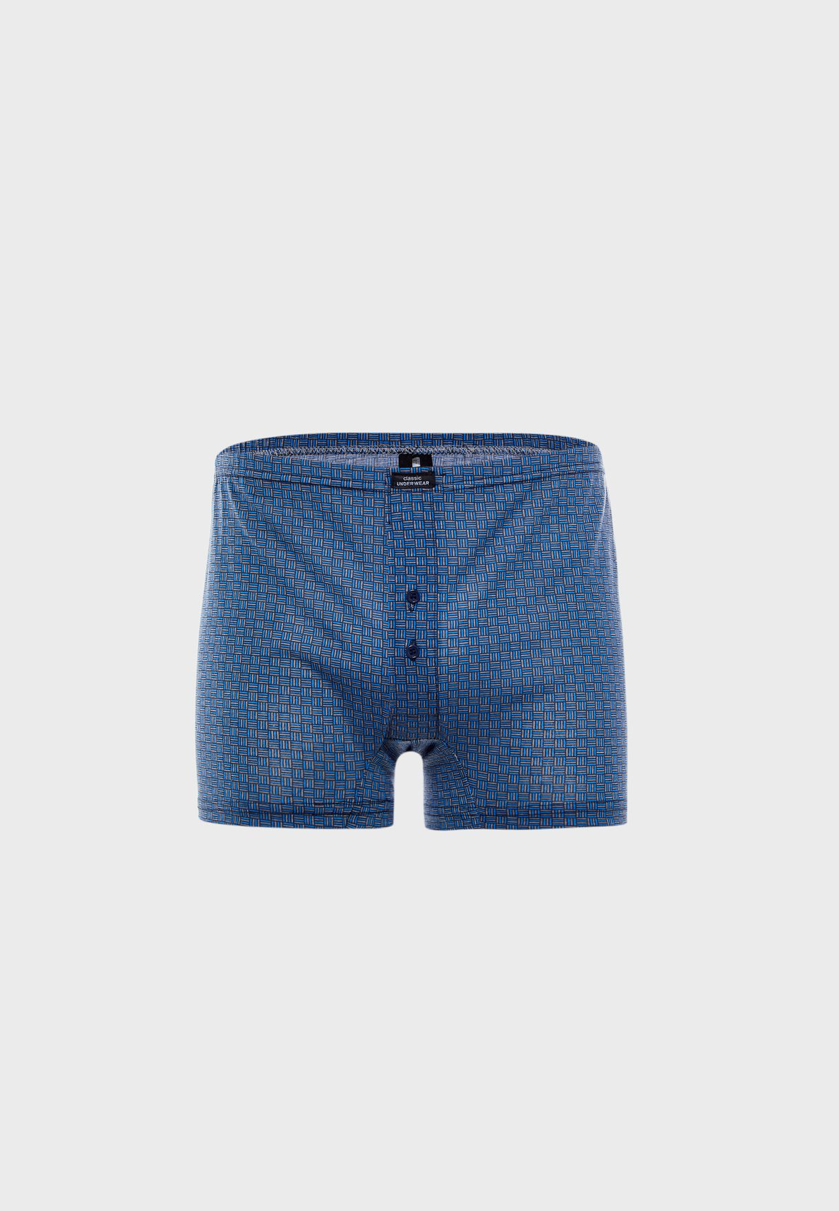 3 Pack Jersey Boxer Short