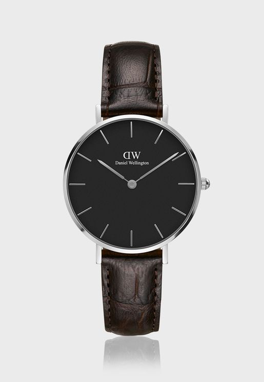 Classic Petite York Analog Watch