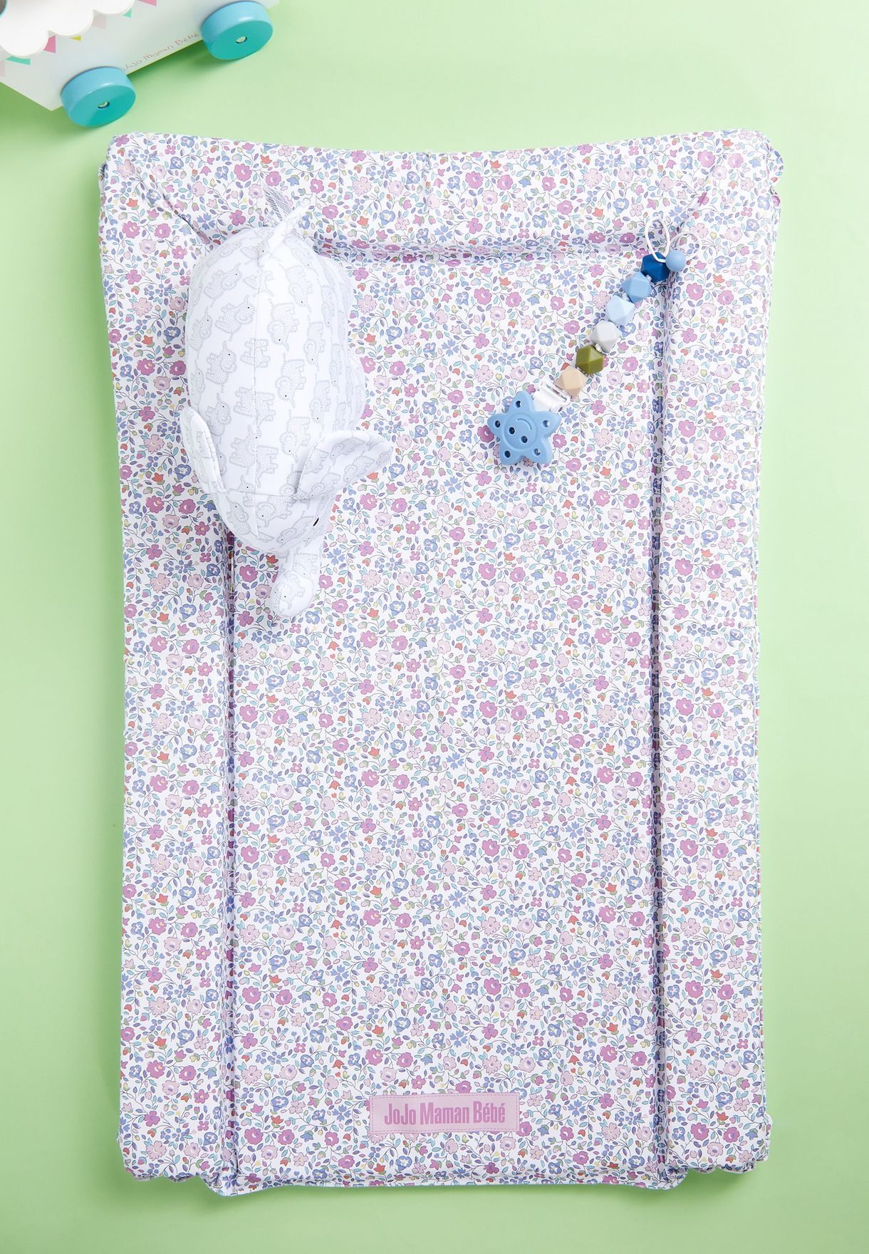 Ditsy Floral Changing Mat