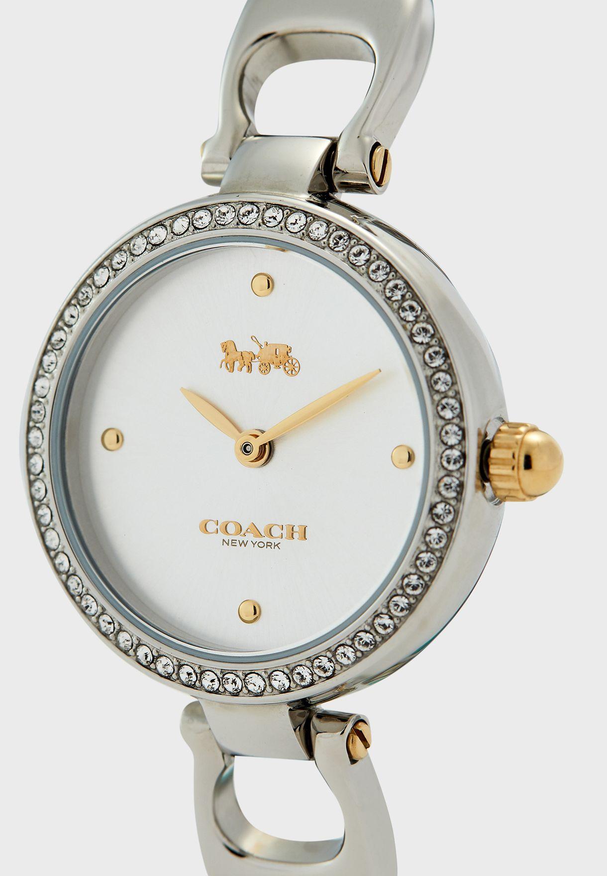 14503173 Steel Strap Analog Watch