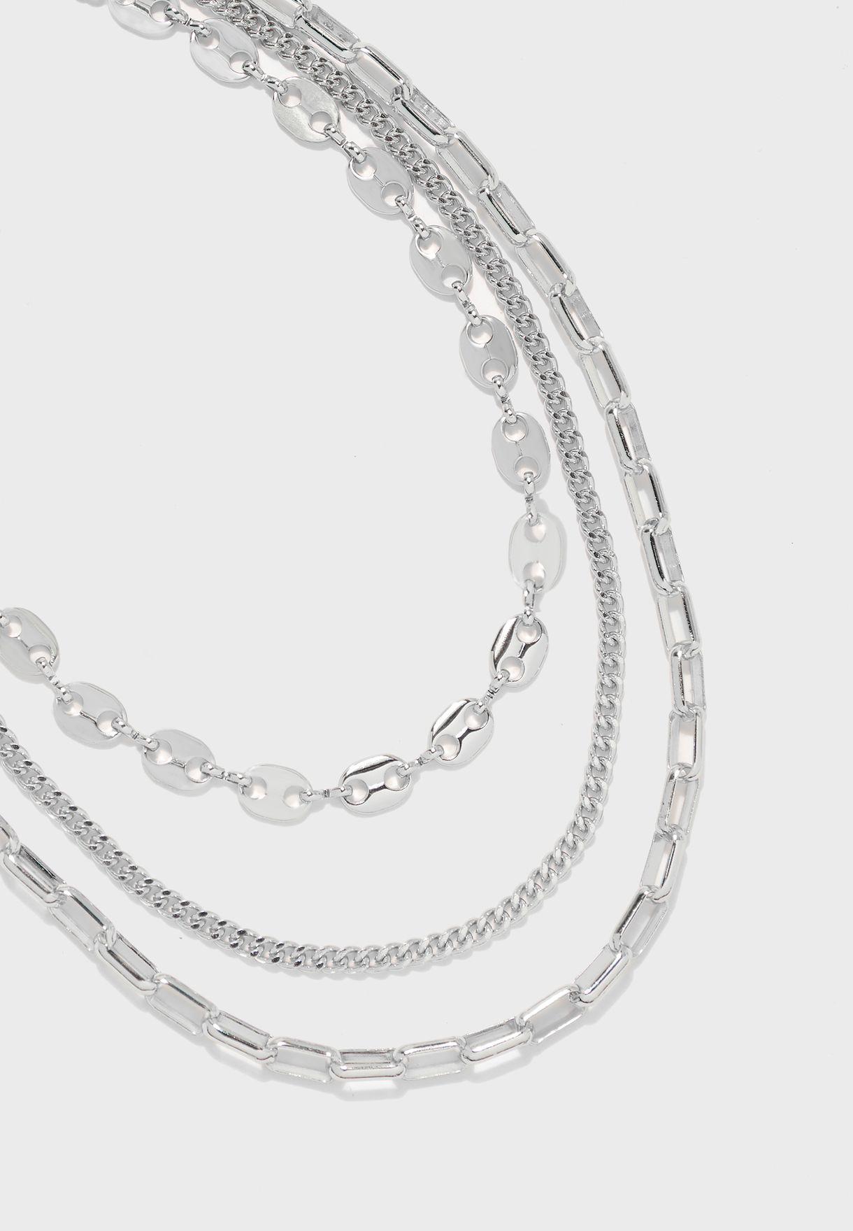 Nasro Layered Necklace